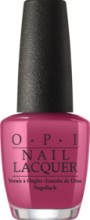 Lac de unghii OPI Nail Lacquer- ICELAND Aurora Berry-alis 15ml