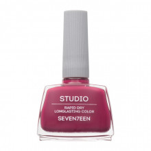 Lac de unghii Seventeen STUDIO RAPID DRY LASTING COLOR No 138