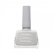 Lac de unghii Seventeen STUDIO RAPID DRY LASTING COLOR No 57 Light Grey
