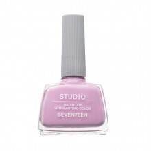 Lac de unghii Seventeen STUDIO RAPID DRY LASTING COLOR No 81 Cold Pink
