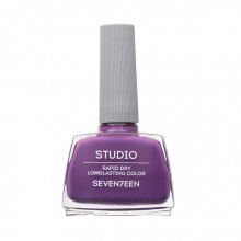 Lac de unghii Seventeen STUDIO RAPID DRY LASTING COLOR No 87 Purple