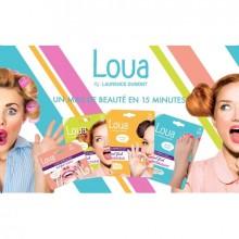 Masca servetel Loua Foot Sheet Mask Exfoliating En Tissu 40 ml