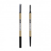 Maybelline New York Brow Ultra Slim creion pentru definirea sprancenelor, 01 Blonde, 0.85g