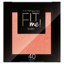 Maybelline New York Fit Me Blush Fard de obraz - 4.5g 40 Peach