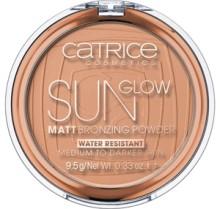 Pudra bronzanta Catrice Sun Glow Matt Bronzing Powder 035
