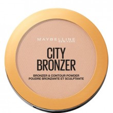 Pudra bronzanta Maybelline New York City Bronzer Fard bronzant/Pudra Contur -6.8g, 250 Medium Warm