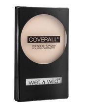 Pudra compacta Wet n Wild Coverall Pressed Powder Fair/Light, 7.5 g