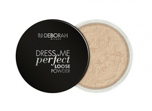 Pudra Deborah Dress Me Perfect Loose Powder 02 - Light Beige