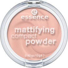 Pudra Essence Mattifying Compact 10 Light Beige, 12 gr