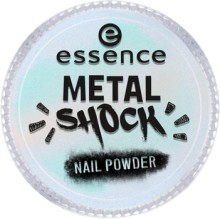 Pudra pentru unghii Essencemetal shock nail powder 06 Be my little mermaid