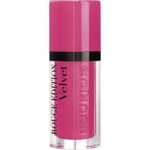 Ruj Bourjois LIPSTICK ROUGE EDITION VELVET 34 Fluo Pink