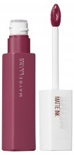 Ruj lichid mat Maybelline New York Superstay Matte Ink cu rezistenta de pana la 16H 15 Lover 5ml