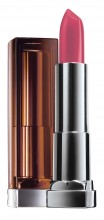 Ruj satinat Maybelline New York Color Sensational The Blushed Nudes 157 More to Adore 5.7 g