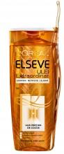 Sampon nutritie lejera L'Oreal Elseve Ulei Extraordinar cu Ulei pretios de Cocos pentru par normal spre uscat, 400 ml