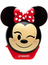 Balsam de buze Lip Smacker Disney Emoji Minnie Strawberry Le bow -nade