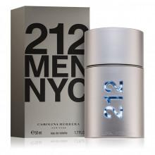 Carolina Herrera 212 NYC Men EDT Apa de Toaleta