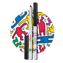 Creion de Ochi Retractabil Rezistent la Apa Deborah Waterproof 24 Ore Eyepencil Keith Haring
