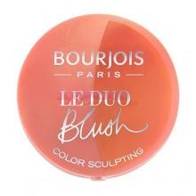 Fard de obraz Bourjois Duo Blush Romeo et Peachette 02