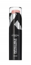 Fard de obraz stick L'Oreal Paris Infaillible Shaping Stick 001 Sexy Flush - 9g