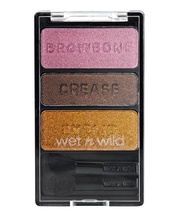 Fard de pleoape Wet n Wild Color Icon Eyeshadow Trio I'm Getting Sunburned, 3.5 g