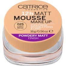 Fond de ten Catrice 12h Matt Mousse Make up 025