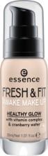 Fond de ten Essnce FRESH & FIT AWAKE MAKE UP 10 Fresh ivory 30ml