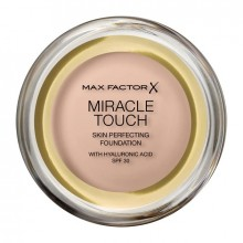 Fond de ten Max Factor Miracle Touch Foundation 38 Light Ivory