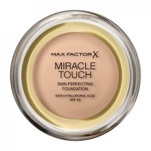 Fond de ten Max Factor Miracle Touch Foundation 43 Golden Ivory