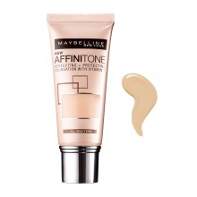 Fond de ten Maybelline New York Affinitone 03 Light Sandbeige 30ml