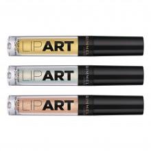 Gloss de buze cu efecte speciale Rimmel Lip Art, 010 Pearlescent, 2 ml