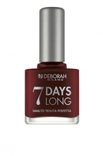 "Lac de unghii Deborah ""7 Days Long"" Nail Enamel 161, 11 ml"