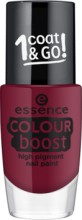 Lac de unghii Essence colour boost high pigment nail paint 09