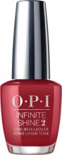 Lac de unghii OPI Infinit Shine - PERU I Love You Just Be-Cusco 15ml