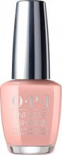 Lac de unghii OPI Infinit Shine - PERU Machu Peach-u 15ml
