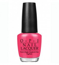 Lac de unghii OPI NAIL LACQUER - Charged Up Cherry