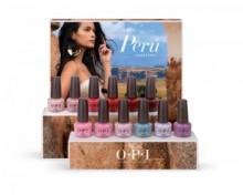 Lac de unghii OPI Nail Lacquer - PERU Lima Tell You About This Color! 15ml