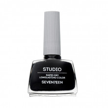 Lac de unghii Seventeen STUDIO RAPID DRY LASTING COLOR No 48 Black