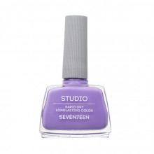 Lac de unghii Seventeen STUDIO RAPID DRY LASTING COLOR No 82 Light Purple