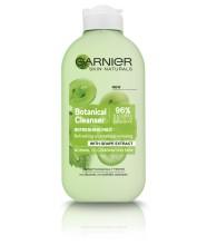 Lapte demachiant cu Strugure Garnier Skin Naturals pentru ten normal si mixt 200 ml