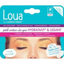 Masca pentru ochi Loua Patch Eyes Contour Strips Hydrating&Smoothing 5 ml