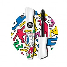 Mascara Deborah 24 Ore Absolute Volume Keith Haring Extra Black