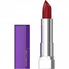 Maybelline New York Color Sensational ruj satinat 411, Plum Rule, 4.2g