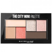 Maybelline New York The City Mini Palette Paleta de farduri - 6g, 430 Downtown Sunrise