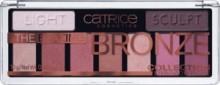 Paleta farduri de ochi Catrice The Blazing Bronze Collection Eyeshadow Palette 010