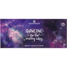 Paleta farduri de ochi Essence dancing on the milky way galactic eyeshadow palette 01