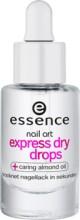 Picaturi uscare rapida Essence nail art express dry drops