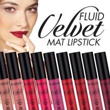 Ruj Deborah Fluid Velvet Mat 15 Deep Red