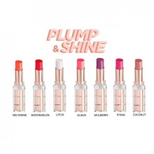 Ruj L'Oreal Paris Color Riche Plump&Shine Ruj volum instantaneu - 3.5g, 106 PLAY (Rasberry)