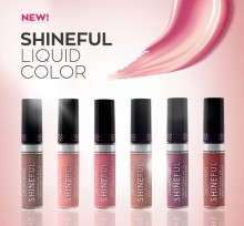 Ruj lichid Seventeen Shineful Liquid Color No 4
