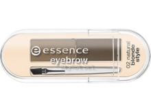 Set pentru sprancene Essence eyebrow stylist set 02 Natural blonde style
